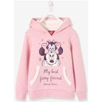 Minnie ® Hooded Sweatshirt for Girls pink light solid with design