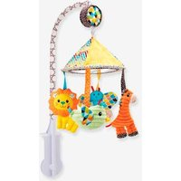 Musical Carousel-Style Mobile, by BLUE BOX red medium 2 color/multicol