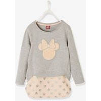Minnie ® Sweatshirt + Skirt Outfit for Girls grey light solid with design