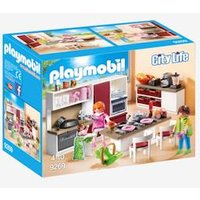 9269 Kitchen by Playmobil white light solid with design