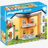 9266 Modern House by Playmobil orange medium solid with desig