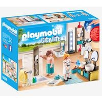 9268 Bathroom by Playmobil white light solid with design