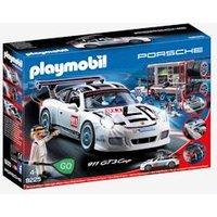 9225 Porsche 911 GT3 Cup by Playmobil grey light solid with design