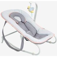 Graphik Bouncer with Activity Arch by BABYMOOV light blue/print
