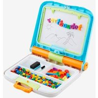 Drawing and Creativity Studio Case white bright solid with design