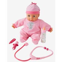 Baby Doll to Look After + Medical Accessories multi.
