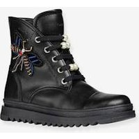 Boots for Girls, Jilly Jaw by GEOX ® black dark solid
