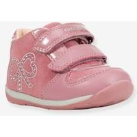 BOOTS pink light solid