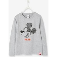 Long-Sleeved Mickey ® Top grey light mixed color
