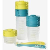 First Meal Set, by BEABA blue medium solid
