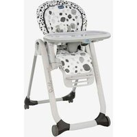 Polly Progres5 High Chair, by CHICCO green medium all over printed