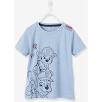 Short-Sleeved Paw Patrol ® T-Shirt blue light mixed color
