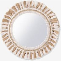 Fringe Mirror pink light 2 color/multicol r