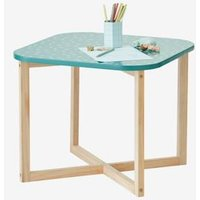 Smileys Pre-School Play Table green light solid with design
