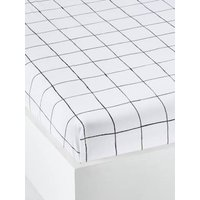 Children's Fitted Sheet, Awesome Theme white light all over printed