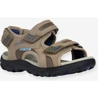 Sandals for Boys, Strada B by GEOX ® beige light solid