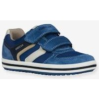 Trainers for Boys, JR Vita A by GEOX ® blue dark solid