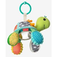 Go Gaga Playtime Pal® Turtle Mirror, by INFANTINO green/print