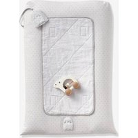 Changing Mat, HERISSON MIGNON white light all over printed
