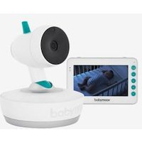 360 ° Video Audio Monitor Yoo-Moov, BABYMOOV white medium solid