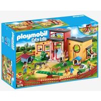 9275 Tiny Paws Pet Hotel, Playmobil beige medium solid