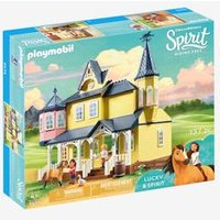 9475 Lucky´s Home, by Playmobil yellow light solid