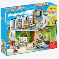 9453 Furnished School Building by Playmobil no color