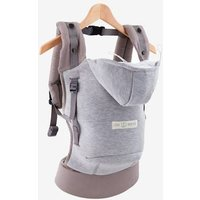 Hoodie Carrier by JE PORTE MON BEBE grey light mixed color