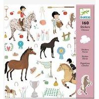"""Sticker-Set """"Pferde"""
