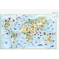 Puzzle-Set ,,Tiere der Welt
