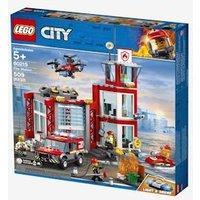 """LEGO® City 60215 """"Feuerwehr-Station"""