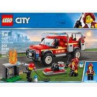 """LEGO® City 60231 """"Feuerwehr-Einsatzleitung"""