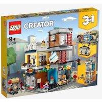 """LEGO® Creator 31097 """"Stadthaus mit Zoohandlung"""