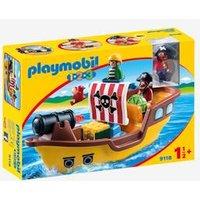 """PLAYMOBIL® 1.2.3  """"Piratenschiff"""