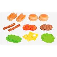 Kinder Hamburger-Set aus Holz von HAPE