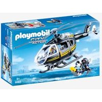 "PLAYMOBIL® City Action  ""SEK-Helikopter"