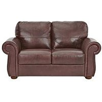 Cassina 2-Seater Italian Leather Sofa