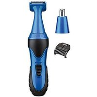 Babyliss For Men 7180U Mini Trimmer - Blue, Men