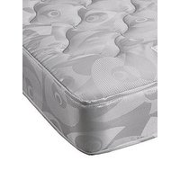 Product photograph showing Airsprung Premium Shorty Kids Mattress 75cm