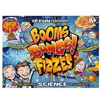 John Adams Booms Bangs And Fizzes