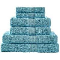 Downland 450Gsm Towel Bale (6-Piece Set)