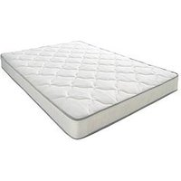 Product photograph showing Airsprung Luxury Quilted Mattress Ndash Medium