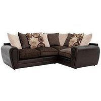 Product photograph showing Marrakesh Right Hand Double Arm Scatter Back Corner Group Sofa