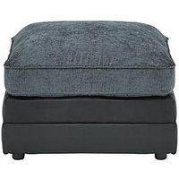 Product photograph showing Marrakesh Footstool
