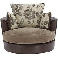 Tamsin Snuggle Swivel Chair