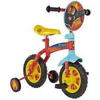 Fireman Sam 2-In-1 10 Inch Training Bike