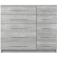 New Prague 5 + 5 Graduated Chest Of Drawers