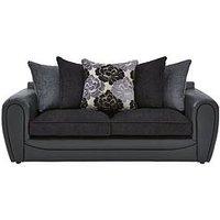 Monico 3 Seater Scatter Back Sofa