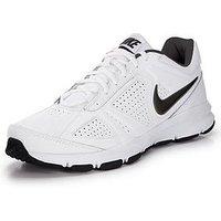 Nike T-Lite Trainers, White, Size 6, Men