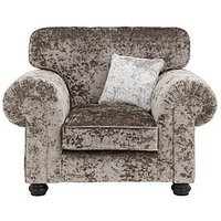 Laurence Llewelyn-Bowen Scarpa Fabric Armchair